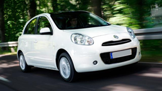 Hire Nissan Micra
