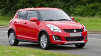 Hire Car Mauritius Suzuki Swift - Economique