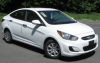 Hyundai Accent - Sedan (Family Cars) Rental in Mauritius