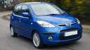 Fleet - Hire a Car Mauritius, an Island that is almost homeHyundai I10 in Mauritius
