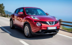 Nissan Juke - Sedan (Family Cars) Rental in Mauritius