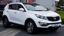 Fleet - Hire a Car Kia Sportage in Mauritius