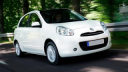 Nissan Micra - Economy Rental in Mauritius